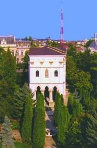 Biserica Sf Gheorghe-Catedrala Veche