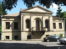 Fosta cladire a Muzeul Teatrului Iasi