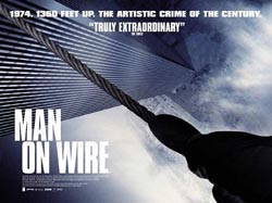 man on wire British Documentary
