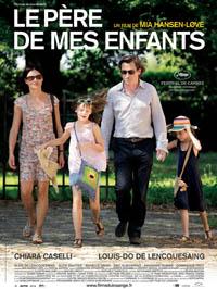 affiche le pere de mes enfants Festivalul Filmului Francez, 9   11 decembrie 2010