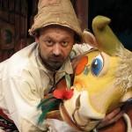 """Spectacolul """"Nazdravaniile lui Prepeleac""""/ 18 ianuarie 2013 iasi teatrul luceafarul"""