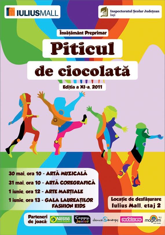 Festivalul Piticul de ciocolata