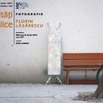 Afisul expozitiei ''Intimitati publice''