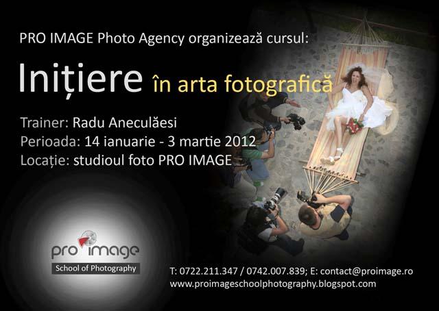 Curs Foto Ianuarie - martie 2012