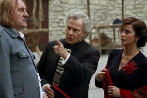 Depardieu, Keitel, Morante - foto Alex Gelehrter
