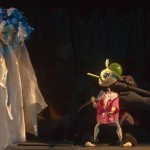 Teatru de papusi: De ziua lui Pinocchio teatrul luceafarul