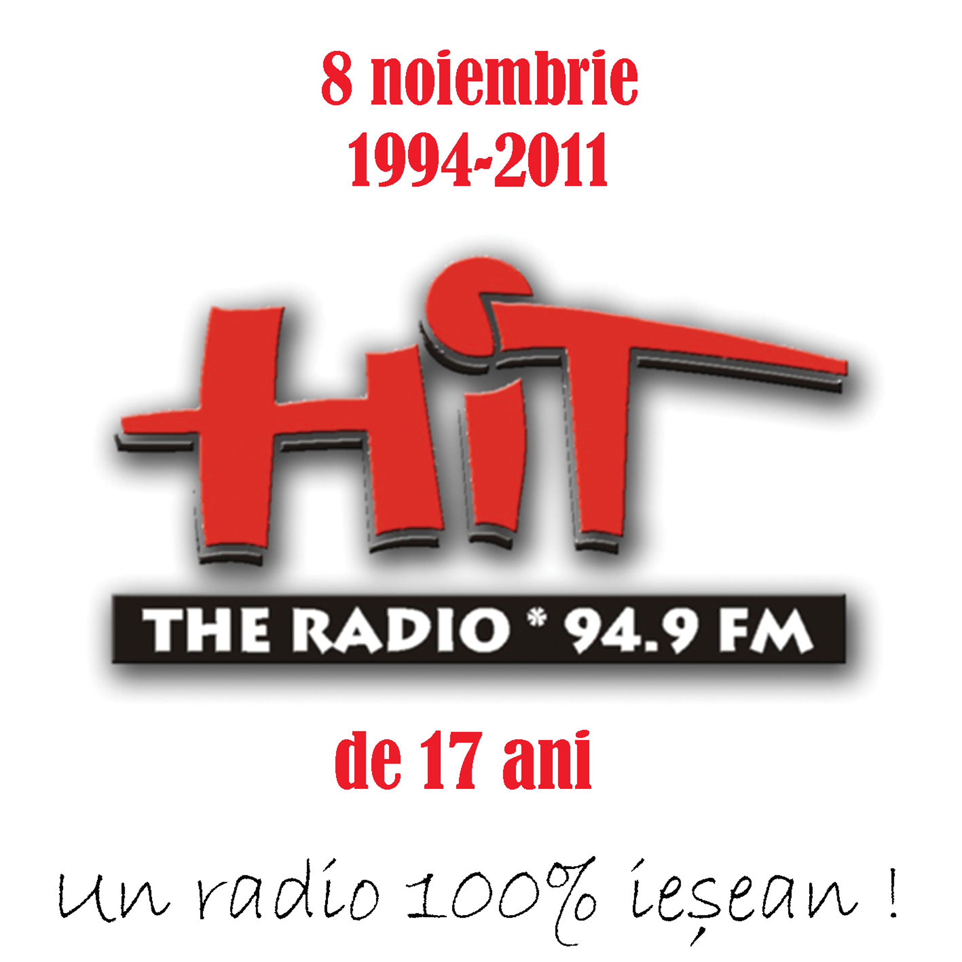 Radio Hit, 17 ani de muzica buna si programe de calitate in Iasi