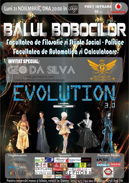 Balul Bobocilor 2011 - Fac.Filosofie& A.C