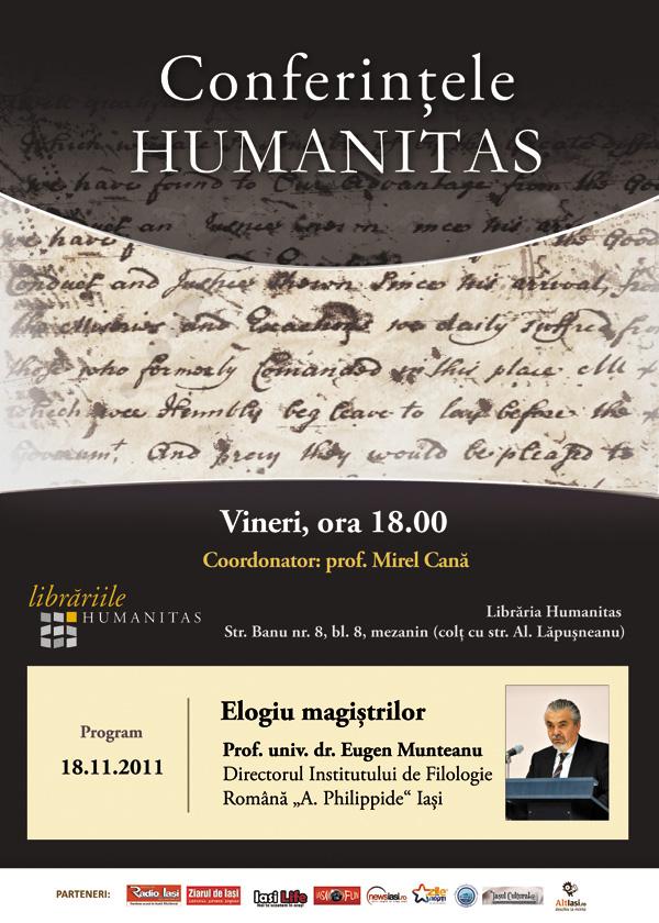 afis_conferinte_humanitas_18_nov