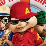 Alvin si veveritele - Naufragiatii