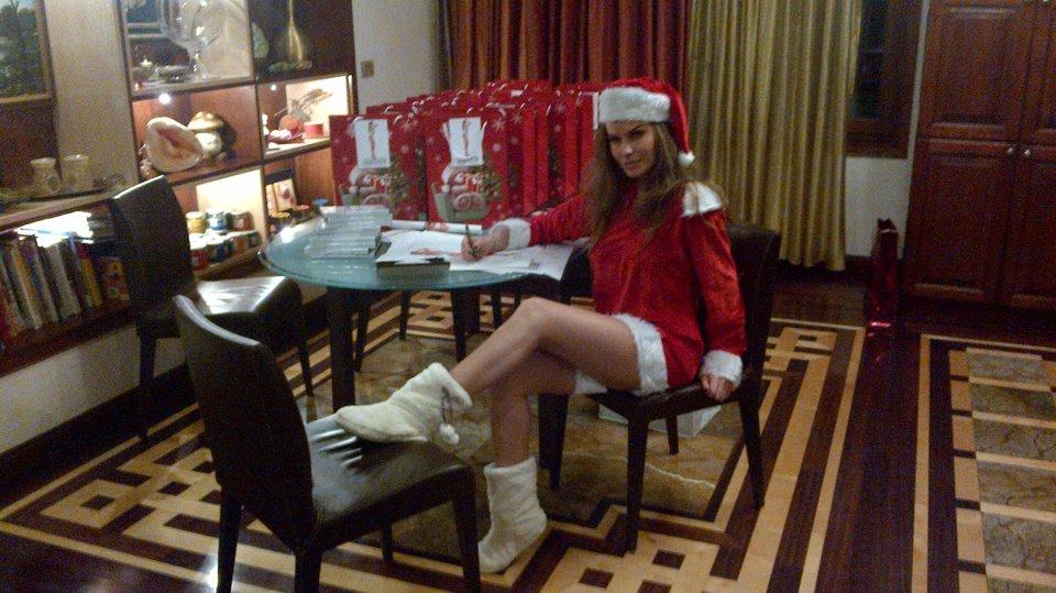 Anna Lesko inainte de lansarea videoclipului Wake Up