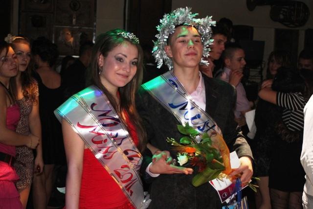 Balul Bobocilor 2011 - Liceul Energetic Iasi