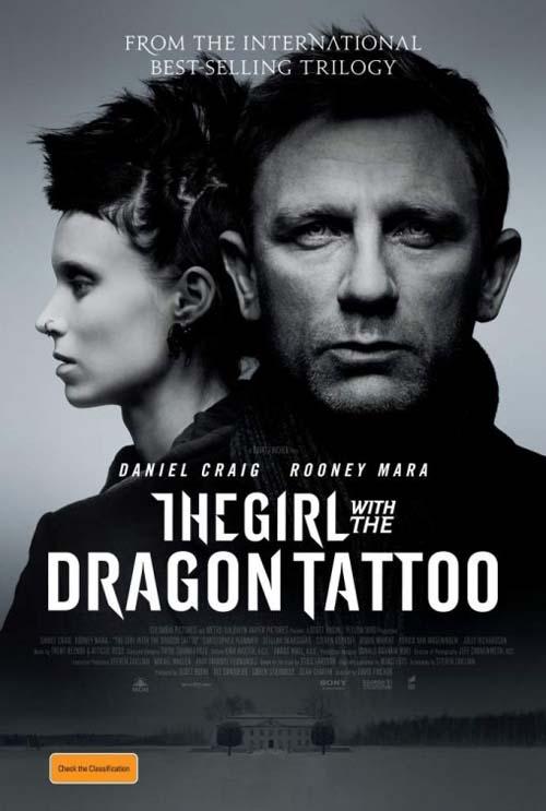 Fata cu un dragon tatuat