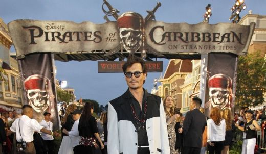 Piratii din Caraibe - Pe ape si mai tulburi