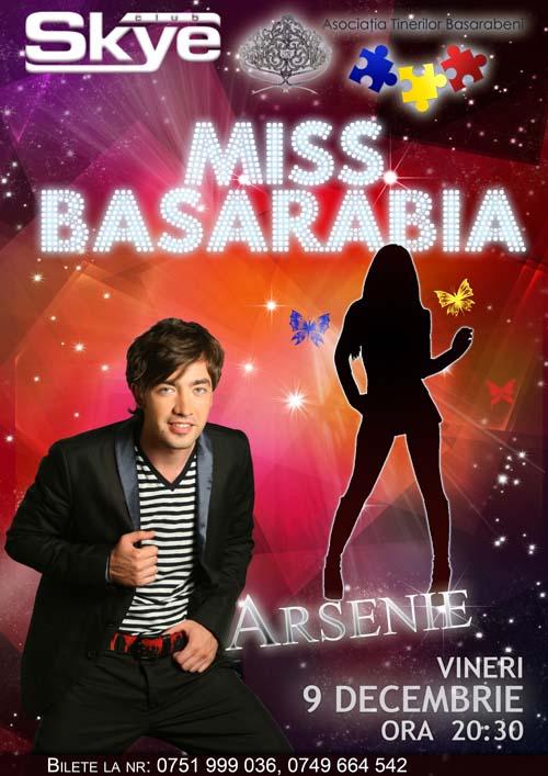 Miss Basarabia 2011 afis