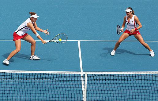 Monica Niculescu si Irina Begu, campioane la Hobart