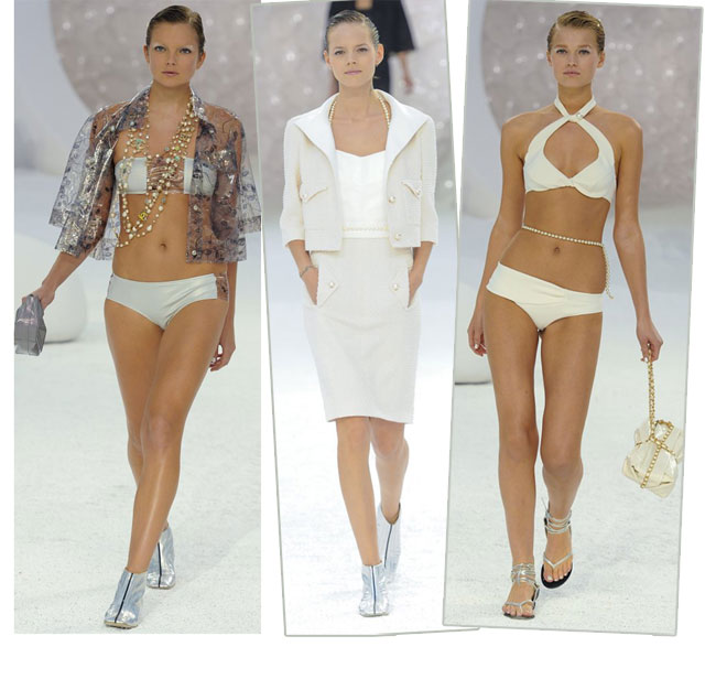 Chanel: colectia pentru primavara - vara 2012