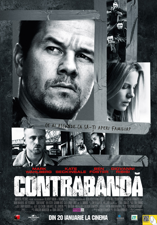 Afis Contraband (2012)