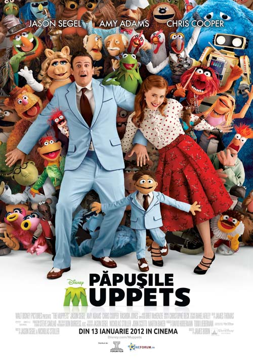 Afis The Muppets (2011)