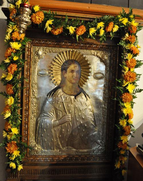 Icoana Sf. Ecaterina