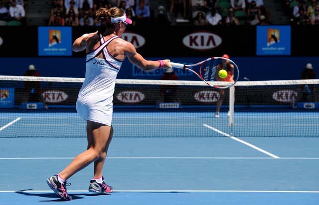 Stosur-Cirstea Australian Open