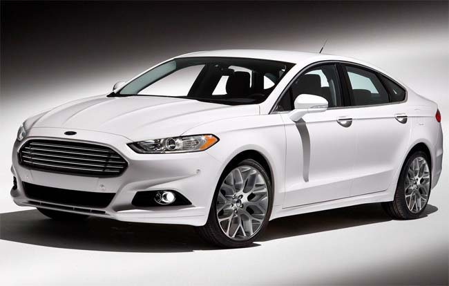Noul Ford_mondeo