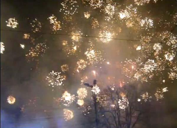 Revelion 2012 la Iasi