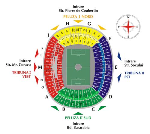 plan stadion national arena