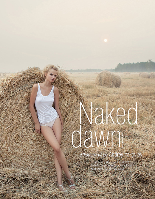 Naked Dawn by Andrey Yakovlev