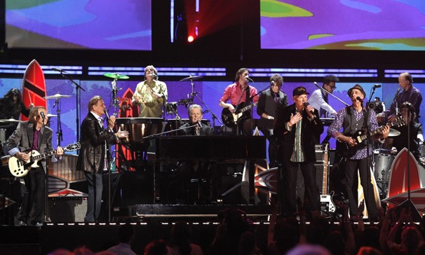 2012_Grammy_Awards - Beach Boys