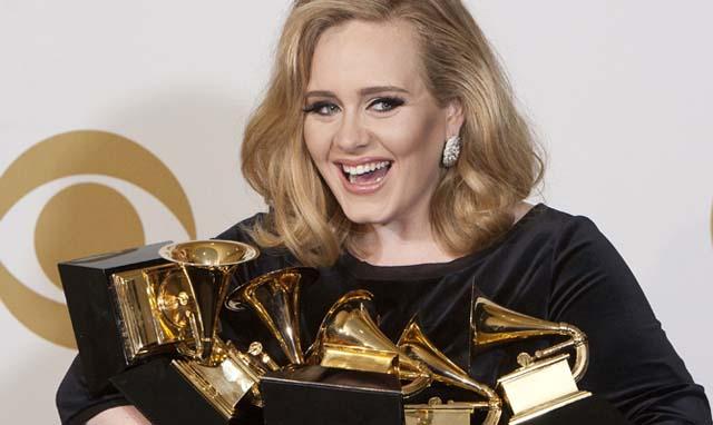 Adele - Grammy 2012
