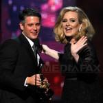 Adele a fost marea cistigatoare - Grammy 2012