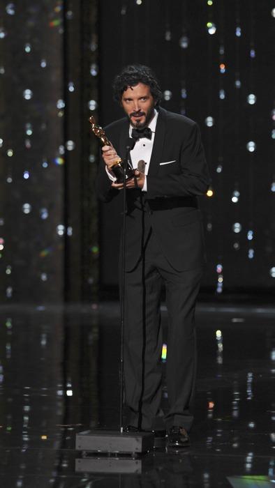 Bret McKenzie - Oscar 2012