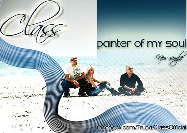 Class - Painter of my soul