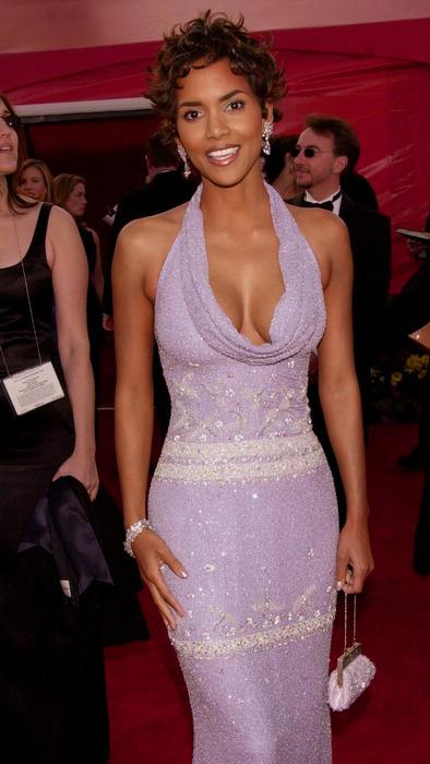 Halle Berry - Oscar 2001