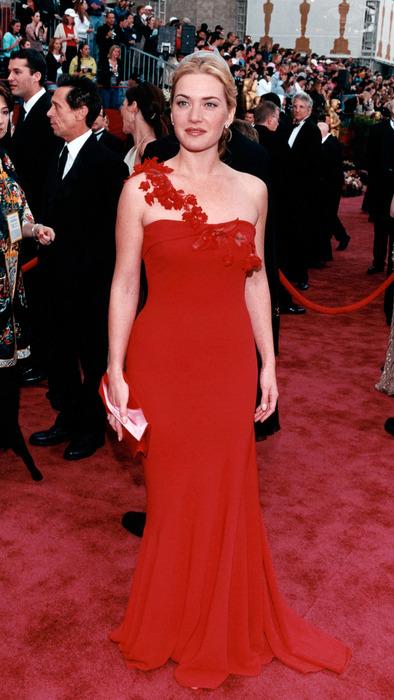 Kate Winslet - Oscar 2002