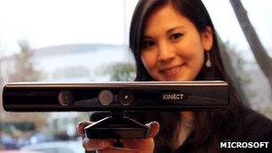 Kinect pentru Windows