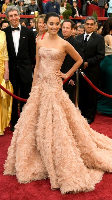 Penelope Cruz - Oscar 2007