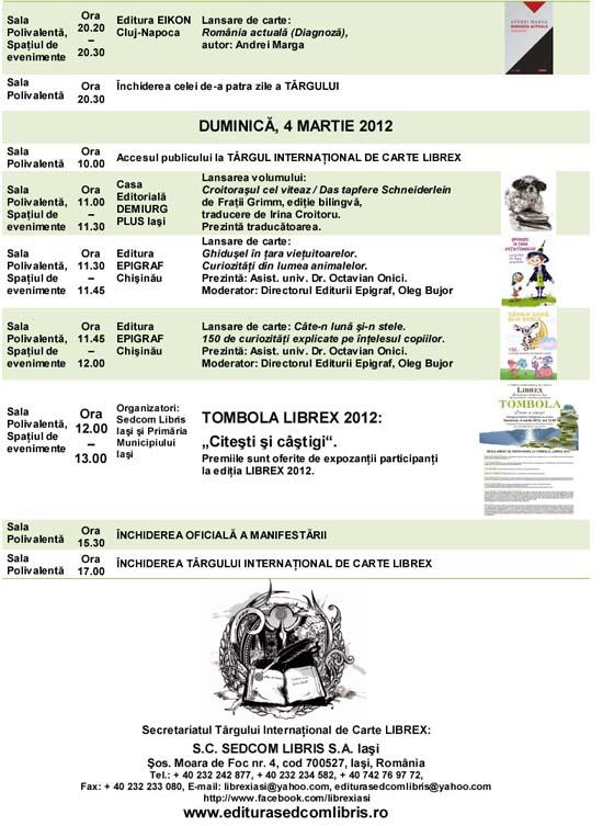 Program Librex 2012 - 12