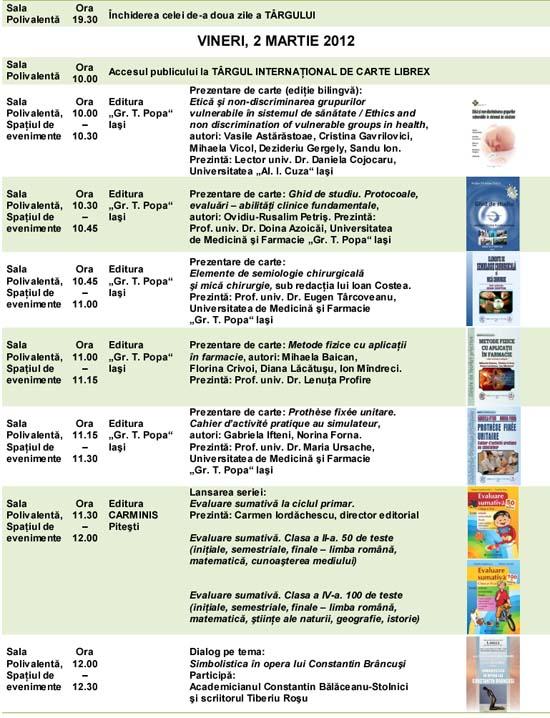 Program Librex 2012 - 4