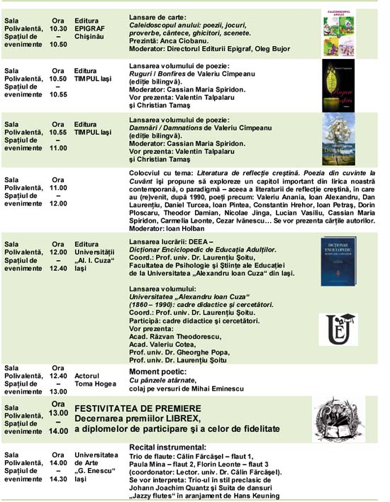 Program Librex 2012 - 8