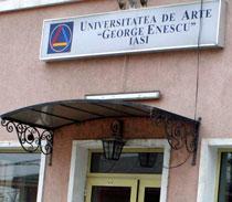 Universitatea G. Enescu Iasi