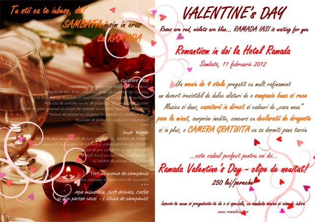 Valentine's Day la Ramada