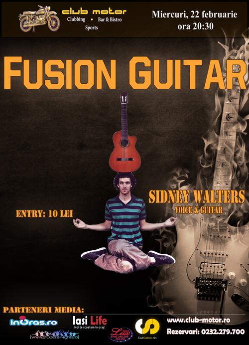 fusion guitar - club Motor