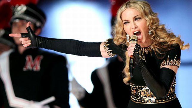 Madonna la Super Bowl 2012