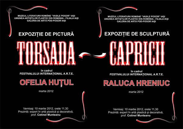 AFIS TORSADA CAPRICII
