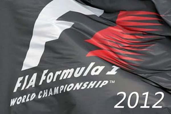 Campionatul Mondial De Formula 1 - 2012