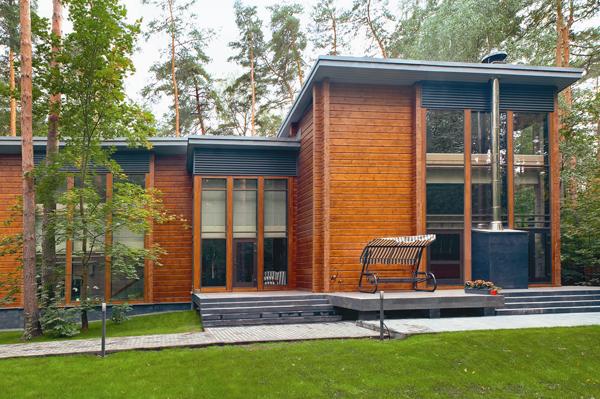Casa Honka - arhitectura
