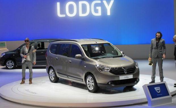 Dacia Lodgy - lansare Geneva