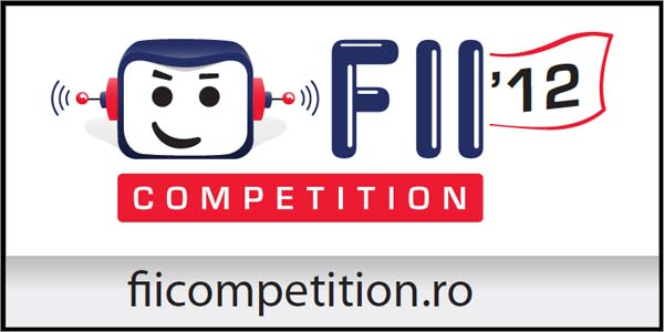 Logo FII Competition 2012 600